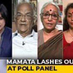 Bengal Cops Transferred: Mamata Banerjee vs Poll Body