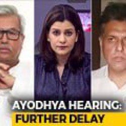 No 'Ram Mandir' Decision Before 2019?