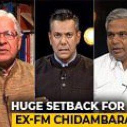 P Chidambaram Sent To Tihar Jail For 14 Days