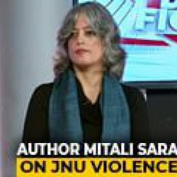 Why Is BJP So Threatened By Students, Asks Author Mitali Saran. BJP Responds