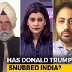 Is Trump's 'No' To R-Day Invite A Snub For India?