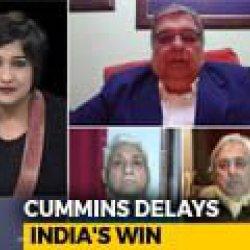 Pat Cummins Delays India's Win