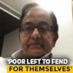Government Was Unprepared To Handle The Migrant Workers Issue: P Chidambaram