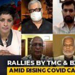 Amid Record Covid Surge, PM Modi Campaigns In Bengal