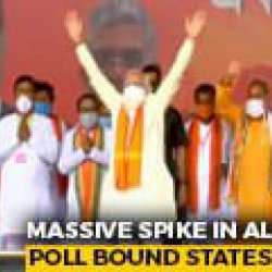 Covid-19: The Cost India Pays For Election Rallies