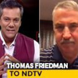 Americans Are Leaderless In This Pandemic: New York Times Columnist Thomas Friedman Tells NDTV