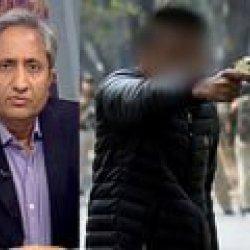 Watch: Ravish Kumar's Report On Teen Shooter At Jamia Protest