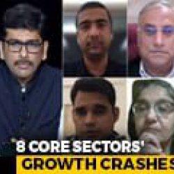 GDP Down As Expected: India Inc Leaders Speak On Rebooting India