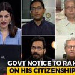 BJP, Congress Duel Over Rahul Gandhi's Citizenship