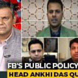 Facebook's Public Policy Head Ankhi Das Quits
