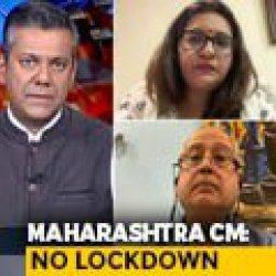 Uddhav Thackeray Announces New Restrictions In Maharashtra