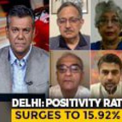 Delhi Covid Surge: Healthcare Infrastructure On Verge Of Collapse?
