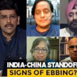 India-China Stand-Off: Signs Of De-Escalation?