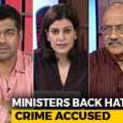 Ministers Back Riot, Lynching Accused: Why Is PM Silent?