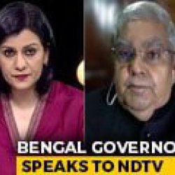 Bengal Governor's Appeal To Mamata Banerjee Amid Coronavirus