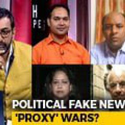 Fake News vs Election Commission: 'Proxies' Blur Lines?