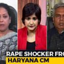 After Outrage, Haryana Chief Minister Justifies Rape Comment