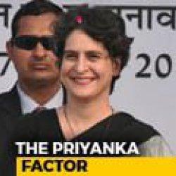 A Look At Priyanka Gandhi Vadra As A Campaign Manager