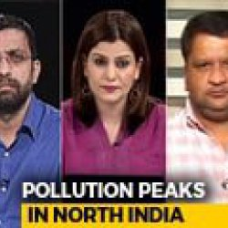 Pollution Peaks In North India: Official Wants Cars Off The Road