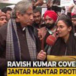 Ravish Kumar's Ground Report On Citizenship Act Protests At Jantar Mantar