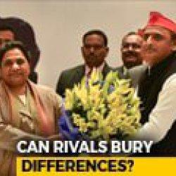 Truth vs Hype Of Akhilesh Yadav-Mayawati Alliance