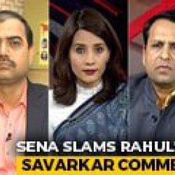 Will Rahul Gandhi's Savarkar Comment Hurt Maharashtra Alliance?