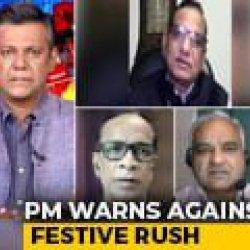 Are PM Modi's Remarks Enough To Prevent A Second Covid-19 Wave?