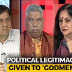 Are 'Godmen' Above The Law Of The Land?