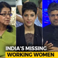 India's Gaping Gender Gap: Same Work, Less Pay?