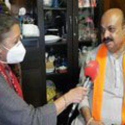 Karnataka's New Chief Minister Says BS Yediyurappa Is