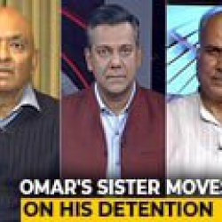 Omar Abdullah's Sister Files petition in Supreme court Against His Detention