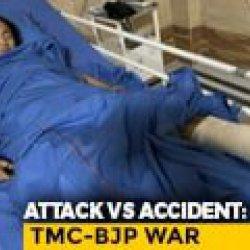 Trinamool-BJP War Over Mamata Banerjee's Injuries