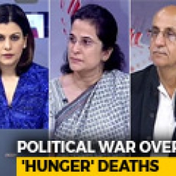 Delhi's Starvation Horror Sparks Political War