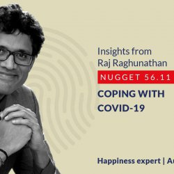 586: 56.11 Raj Raghunathan – Coping with COVID-19