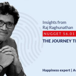 596: 56.01 Raj Raghunathan – The journey till date