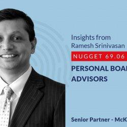 641: 69.06 Ramesh Srinivasan - Personal Board of Advisors