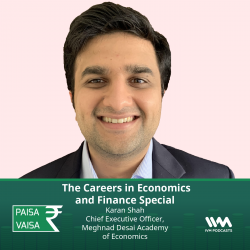 Ep. 277: The Careers in Economics and Finance Special