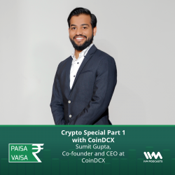 Ep. 254: Crypto Special Part 1 with CoinDCX