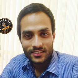 EI-066: The Startup Founder that tried to Climb Mount Everest. Story of Saurabh Aggarwal of FitSo