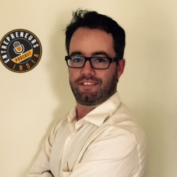 EI-062: A Canadian Entrepreneur with a startup in India. Mathieu Desmarais of RecurRex
