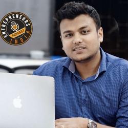 EI-077: An Indian Entrepreneur who is making it happen in Dubai Prasanjeet Roy, co-founder at Fabogo