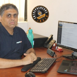 EI-083: 'I won't stop untill I build a startup with $100M in revenue' – Ravi Trivedi of CouponRani