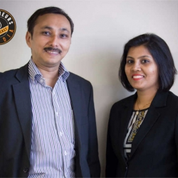 EI-067: Meet the Startup Mentors at The Mentorpreneurs. Interview with Shraddha and Bhavesh