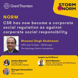 Ep 20: CSR has now become a corporate social regulation as against corporate social responsibility