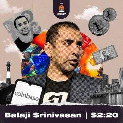 Balaji Srinivasan: Balaji's World (Part One) | Crypto, China, Capitalism and a Decentralized Creator Economy