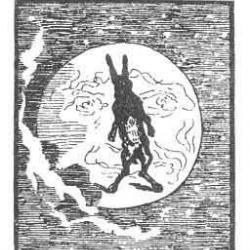 The Hare on The Moon (Hindi0 चाँद पर ख़रगोश जातक कथा
