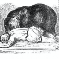 The Bear And The Two Travellers (Story from Aesop's Fables)