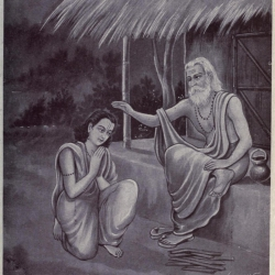 Guru Purnima and How The Wicked Sons Were Taught a Lesson