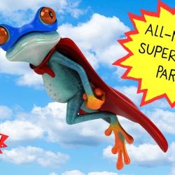 All-Natural Superheroes Part 1