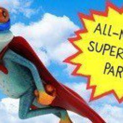 All-Natural Superheroes Part 2